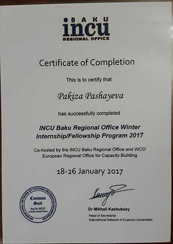 bhos bhos students received international seminar certificates