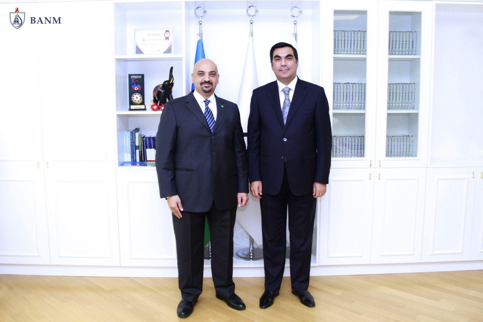 Bhos Baku Higher Oil School Begins Cooperation With Aramco Overseas