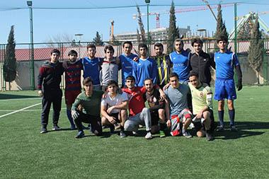BANM-də VII Futbol Çempionatı