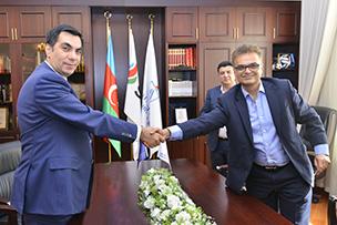 IBM şirkəti Bakı Ali Neft Məktəbi ilə əlaqələrini genişləndirir